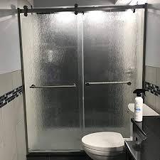 glass shower door cleaning s shower door cleaner removes soap s mildew and mold