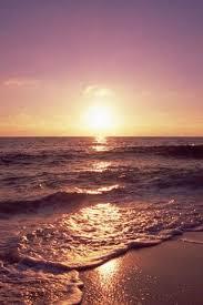 ocean sunset wallpapers. Simple Sunset Ocean Sunset Foamy Waves IPhone 5 Wallpaper On Wallpapers P