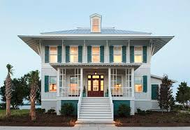 Beach House With Colorful Interiors Home Bunch Interior Design Ideas In Coastal Exterior Paint Colors Plan
