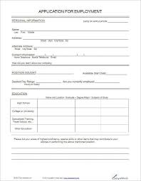 Employee Emergency Contact Form Template Application Forms Templates Application Form Hr Jobs Words