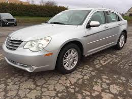 Used 2007 Chrysler Sebring Touring 4Dr Sedan in Paspébiac - Used ...