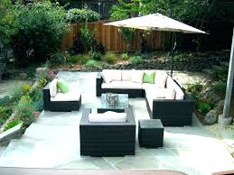 modern concrete patio. Modern Patio Ideas Design Backyard Patios Concrete I