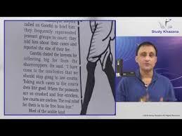 Gandhi summary