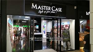 Master Case Phone Case Cell Phone Store Design