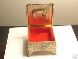 Sankyo japan vintage heart music box horse enamel. Vintage Japan Jewelry Music Box Wedgwood Style Sankyo 39487684