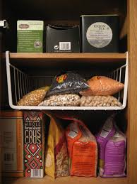 Kitchen Cabinet Organization Tips 16 Small Pantry Organization Ideas Hgtv