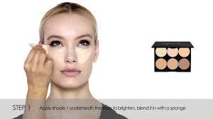 sleek makeup new cream contour kit in light