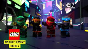 Ninjago Condidential   Lego Ninjago Season 2 Episodes