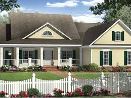 country cottage house plans with wrap