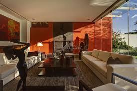 ideas burnt orange: high roof living room designs living room contemporary living room
