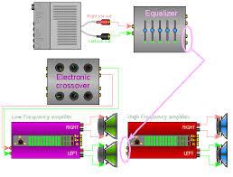 crossover wiring diagram car audio crossover image crossover wiring diagram car audio crossover auto wiring diagram on crossover wiring diagram car audio