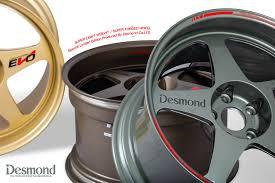 Light Gunmetal Color Desmond Regamaster Evo Ii Color Reference Gloss White