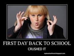 Image result for first day of school funny cartoon teenagers