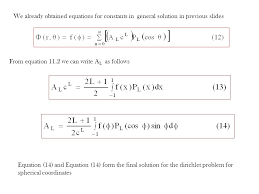 we already obtained equations for constants in general solution in previous slides