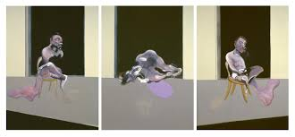francis bacon triptych august 1972 1972