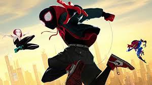 critics confirm spider man into the spider verse is pretty amazing