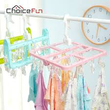 Coat Hanger Racks Aliexpress Buy CHOICE FUN Plastic Underwear Clothes Hanger 77