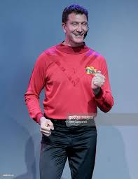 Simon Pryce of the Wiggles performs at ...