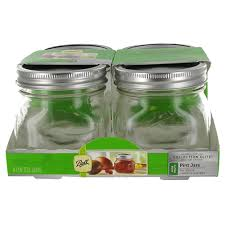 ball 4 oz mason jars. ball® oz. 4-pack 16 glass jars ball 4 oz mason jars