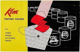 Vintage Sherwin Williams Auto Automotive Finish Swp Paint