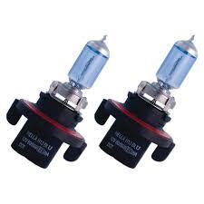 Mustang Headlight Bulb H13 Xenon Blue Halogen 100/80W Pair 2005-2010