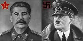 Risultati immagini per comunismo nazismo