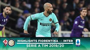 FIORENTINA 1-1 INTER | HIGHLIGHTS | Victory slips away in stoppage time...  ⚫🔵 - YouTube