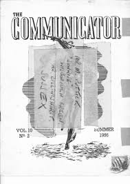 Phonetic alphabets are meant for radio users to be able to pronounce and understand strings of letters and numbers regardless of signal quality. The Communicator Summer 1956 Royal Naval Amateur Radio