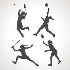 スポーツ バドミントン イラスト素材 Istock