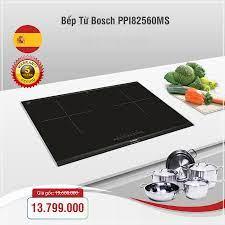 Combo hãng Bosch Bếp từ -Lò nướng- Máy hút mùi giá ưu đãi