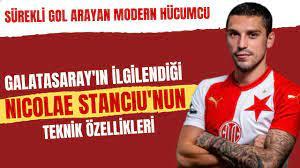 Futbol Arena - Galatasaray'ın ilgilendiği Rumen yıldız Nicolae Stanciu  kimdir?