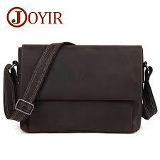 <b>JOYIR Genuine Leather</b> Casual <b>Men</b> bag 13 di 2019 | Briefcases ...