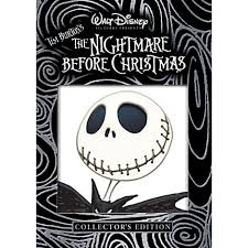 Tim Burton's The Nightmare Before Christmas DVD | Animation ...