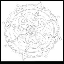 Geometric Design Coloring Sheets Design Coloring Pages Printable