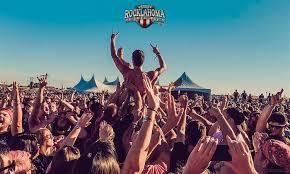 Godsmack Poison More Rocklahoma Music Festival