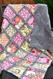 How to Make a Minky Rag Quilt | Rag quilt, Flannels and Bats & How to Make a Minky Rag Quilt Adamdwight.com