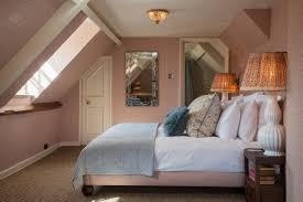 Babington House Attic Rooms - Attic bedroom