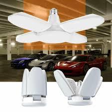Lighting Shops In Sri Lanka Ac85 265v E27 60w Universal Deformable Foldable Garage Lamp 235led Ceiling Adjustable Shop Light Bulb