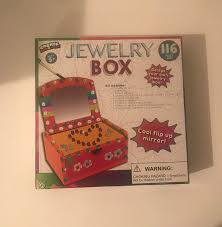 Design Your Own Box Amazon Com Design Your Own Jewelry Box Set With 116 Pieces