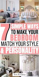 diy master bedroom decor