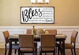 20 dining room wall art ideas