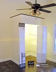 How to Install a Bi-Fold Closet Door - HandymanHowto.com