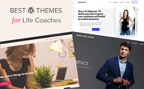 Best Life Coaching 22 Best Wordpress Themes For Life Coaches 2017