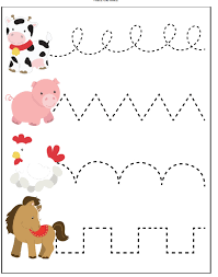 I hope you and your kids will enjoy our drawings. Farm Animal Printables For Preschool