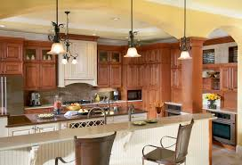 Maple Kitchen Furniture Sierra Vista Maple Cognac Kitchen Timberlake Cabinetry Our