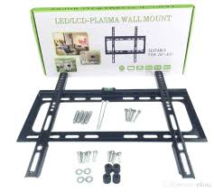 flat tv wall mount led plasma wall mount flat panel fixed screen bracket suitable for best