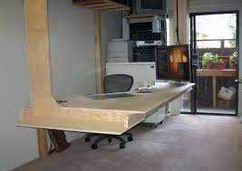 build your own home office. Building Your Own Computer Desk Build Home Office With Design Renovation E