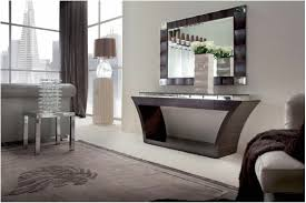 modern console tables. Modern Console Tables Ideas Elegant Contemporary Table Design Living Room Sofa Arch In Kitchen Small Wall