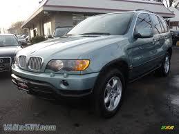 BMW 5 Series 2002 bmw x5 4.4 i for sale : 2002 BMW X5 4.4i in Gray Green Metallic - H32906 | VANnSUV.com ...