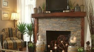 stone veneer fireplace facade 03 18